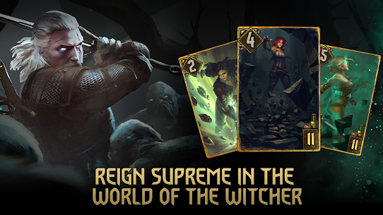 GWENT: The Witcher Card Game 6