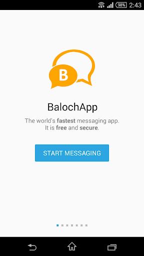 BalochApp Messenger