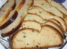Raisin Sweet Bread For Special Occasions Recipe