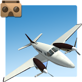 VR Flight: Airplane Pilot Simulator (Cardboard)
