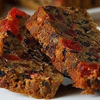 Dark Fruit Cake (Prizewinner) Recipe