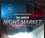 The Winter Night Market : Sylvia's Market