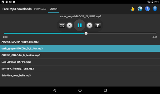 Free Mp3 Downloads – Apps on Google Play