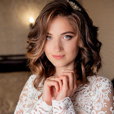 Wedding photographer Anton Kamenskikh (web-diz18rus). Photo of 04.10.2018