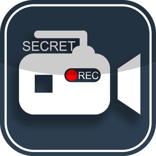secret video recorder 遊戲 App LOGO-硬是要APP