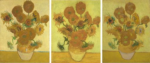 The Painter Of Sunflowers Van Gogh Museum