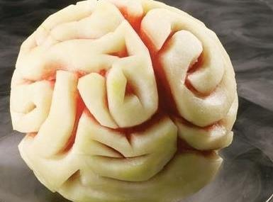 Halloween Watermelon Brain Recipe