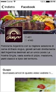 Guapo Ristorante Pizzeria - náhled