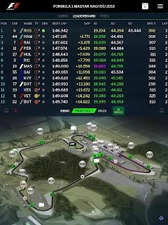 Official F1 ® App screenshot 06
