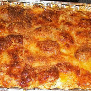 Cheese Scalloped Potatoes