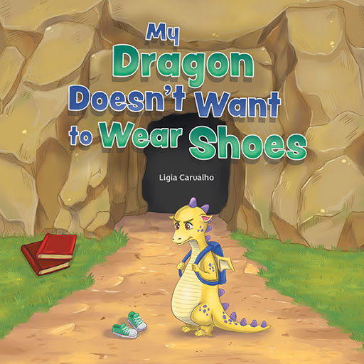 My Dragon Doesn't Want to Wear Shoes cover