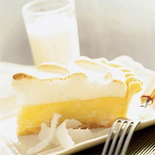 Pie-O-Neer Coconut Cream Meringue Pie