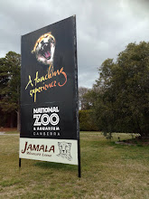 Photo: Day 6: National Zoo in Canberra