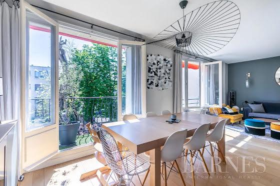 Vente appartement 4 pièces 83,5 m2