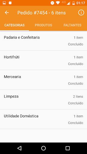 Supermercado Now - Shopper 2.0.65 screenshots 1