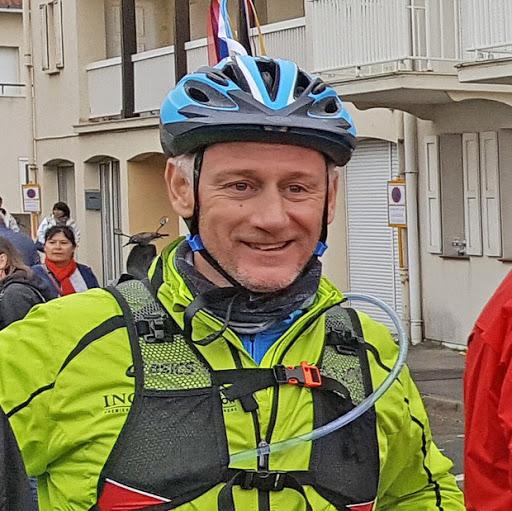 Olivier participe au rallye cyclo Lille-Hardelot pour soutenir L'Arche au Bangladesh