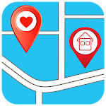 Add GPS Location to Google MAP Icon