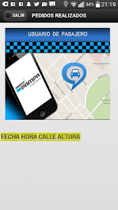 Easy taxi Pampa screenshot 6