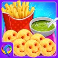 Crispy Fry Potato - Cooking Game