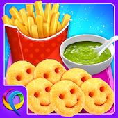 Crispy Fry Potato - Cooking Game icon