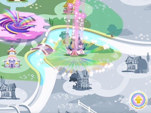 My Little Pony Rainbow Runners 1.3 screenshots 5