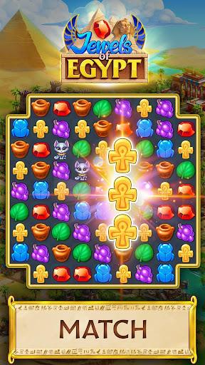 Jewels of Egypt: Match Game 1.6.600 screenshots 1