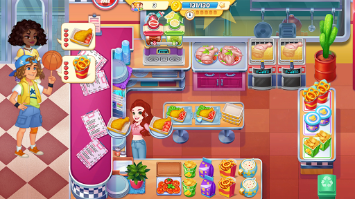 Cooking Life: Crazy Chef's Kitchen Diary 1.0.1 screenshots 2