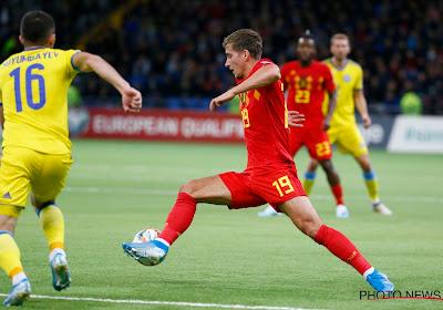 """""""Praet en Vanaken speelden alsof ze al 40 matchen bij de nationale ploeg achter hun naam hadden"""""""