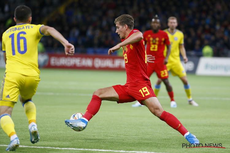Après Eden Hazard et Jan Vertonghen, un troisième Diable Rouge incertain