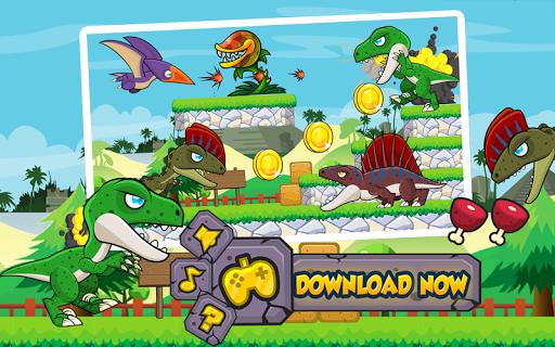 Super Dino Run World