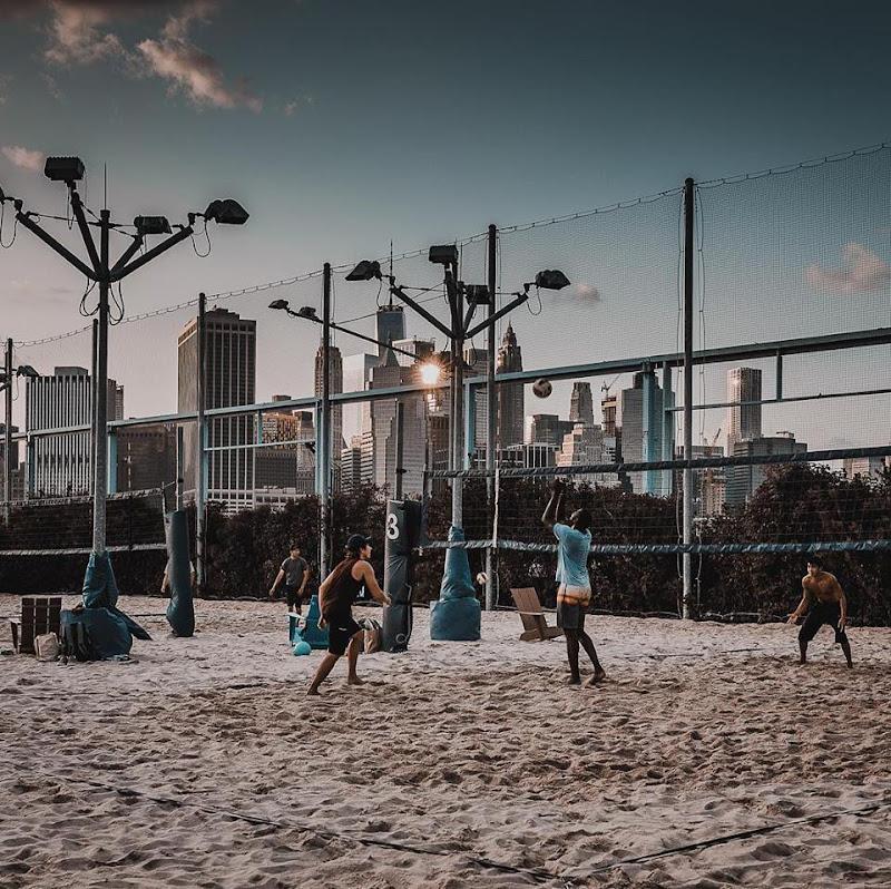 Beach Volley con vista di th3storyteller