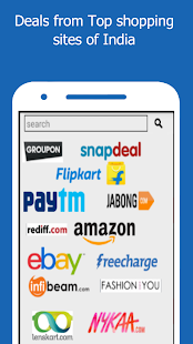 Best Offers Deals Coupon India- screenshot thumbnail
