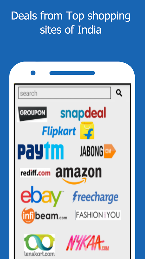 Best Offers Deals Coupon India- screenshot