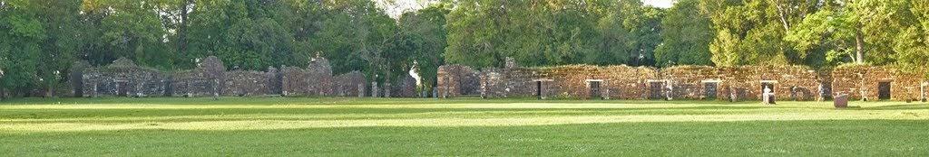 Ruinas de San Ignacio Miní