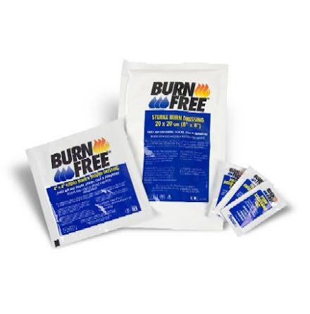 BurnFree Kompress med gel