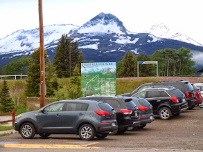 Photo: nearest metropolis: East Glacier. it has a mexican restaurant and a bakery/pizzeria, as well as a small convenience store for supplies at the cabin