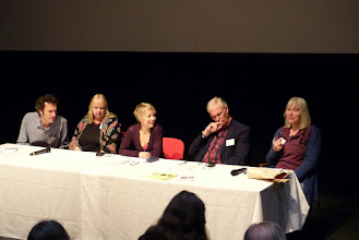 Photo: Panel at the Charles Parker Day 2014