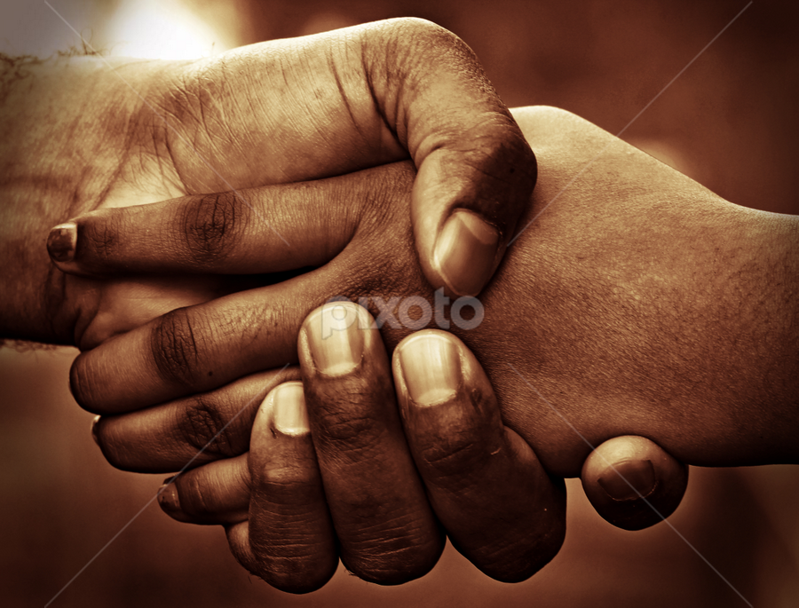 Job well done. by Dipali S - People Body Parts ( person, shake, half, people, race, together, teamwork, friends, deal, woman, friendship, arm, partnership, work, greeting, hold, human hand, job, businesswoman, team, professional, handshake, palm, formal, corporate, pact, touch, fingers, sepia, concept, idea, pwchandshake, connect, contact, business, hand, businessman, hands, cooperation, man, congratulating, communication, firm, trust, body part, male, agreement, gesture, relationship, unity, meeting, suit, successful, success,  )