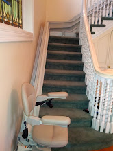 Photo: Bruno | CRE-2110 Stairlift