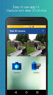 Real 3D Camera - Free HD camera - náhled