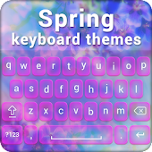 Spring Keyboard Theme