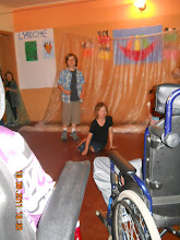 Photo: 13 VI 2011  roku  -  występ dzieci z grupy  teatralnej ze szkoły