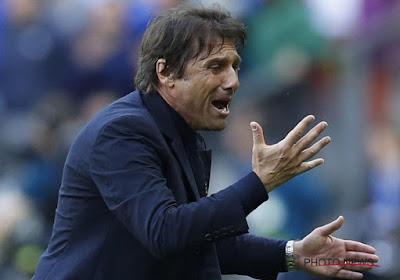 Antonio Conte en Italië gaan door naar de kwartfinales na 1-0 winst tegen Spanje
