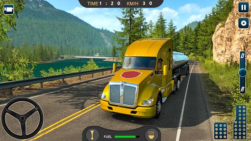 World Heavy Cargo Truck: New Truck Games 2020 screenshots 6