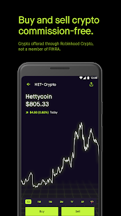 Robinhood Investment Trading Commission Free Apps On Google Play