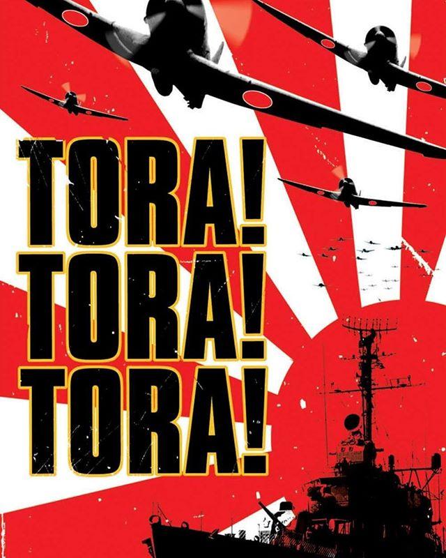 ¡Tora! ¡Tora! ¡Tora! (1970, Richard Fleischer, Kinji Fukasaku y Toshio Masuda)