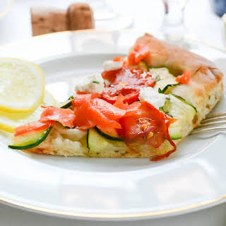 Fresh Salmon Pizza Recipes.