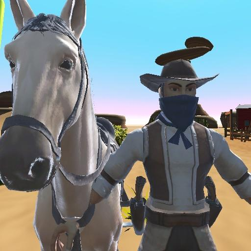Cowboy Horse Riding Redemption