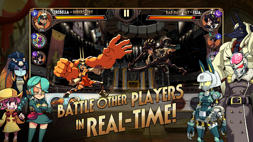 Skullgirls: Fighting RPG apkslow screenshots 2