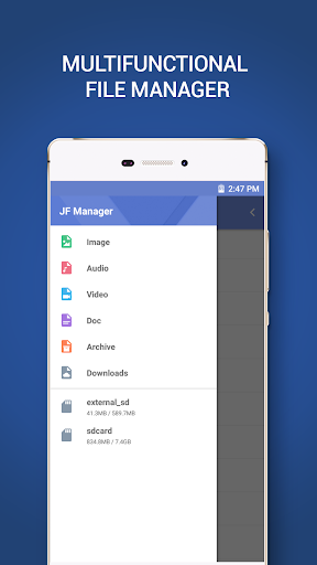 Just File Manager